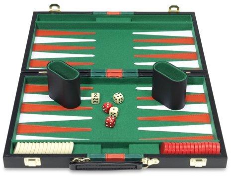 Backgammon familiespil